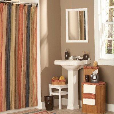 Bath Cotton Shower Curtain Size 54quot