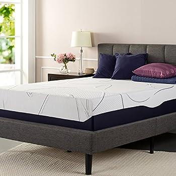 Amazon Com Sleep Master 13 Inch Gel Memory Foam Mattress