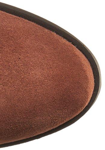 Calvin Klein CYLAN Botas de montar Cigar Brown-Black