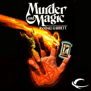 Murder and Magic Audiobook