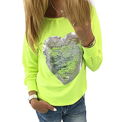 Size Casual Longues Chemises Femme Pour Vert Col Hauts Mode Femmes Manches Printemps 1 Chemisiers Dingcaiyi À Rond Plus 5x6P5wB