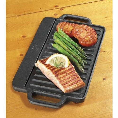 8 inch cast iron griddle - 6