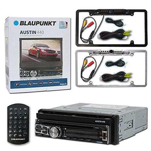 Blaupunkt Car audio 1DIN Motorized Flip out 7