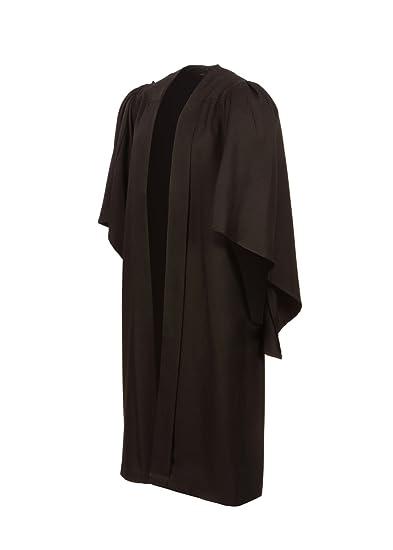 University Academic Graduation Gown Bachelors Amazoncouk Clothing