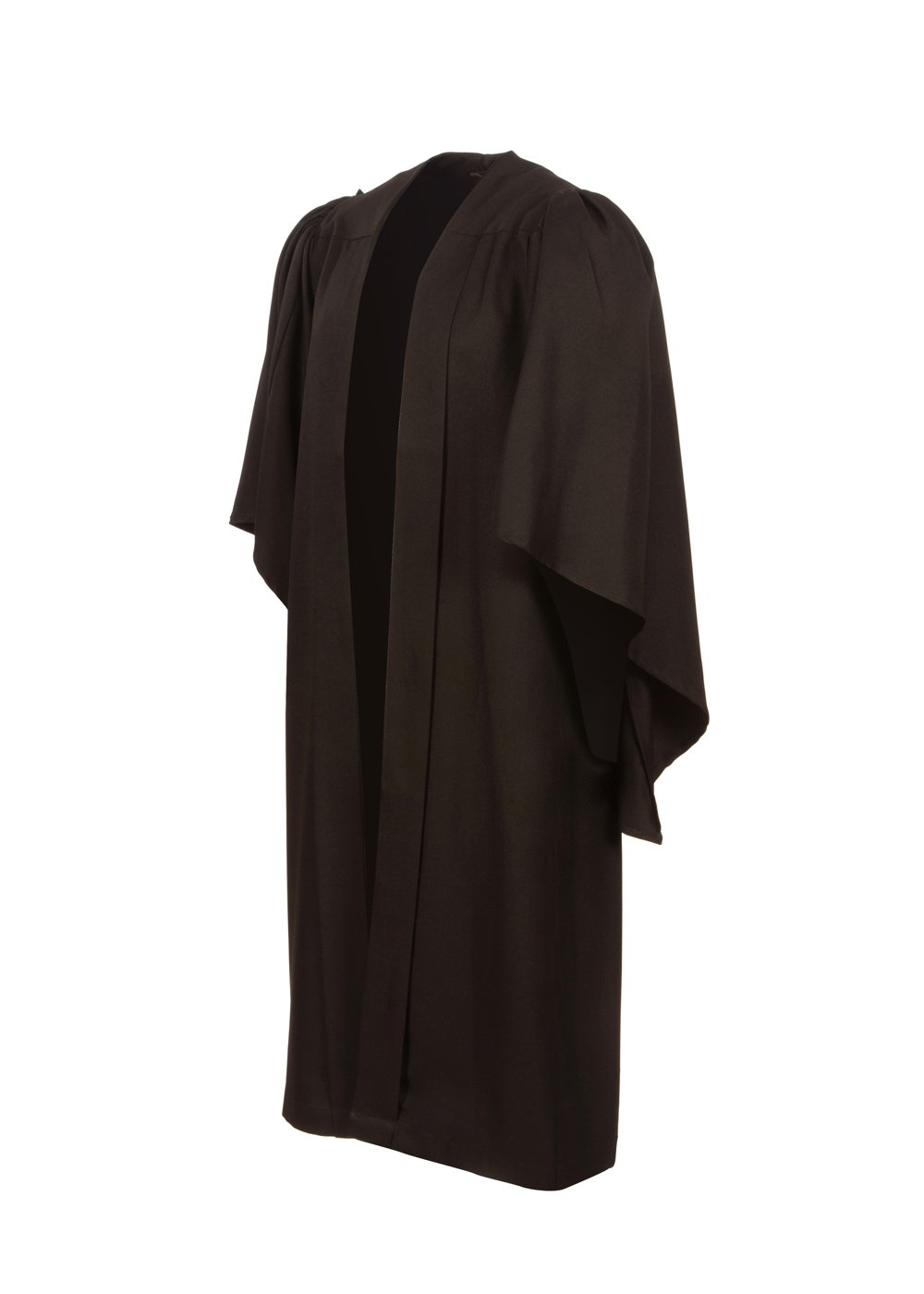 University academic graduation gown (Bachelors) (4'9-4'11)