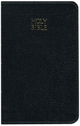 Vest Pocket New Testament With Psalms