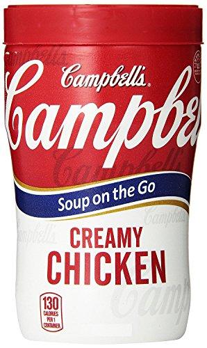 creamy chicken noodle soup - 5