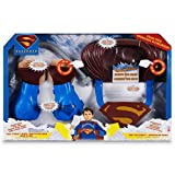 : Superman Role Play Value Pack - Punch N' Crush Gloves - Fight N' Fly Cape - B...