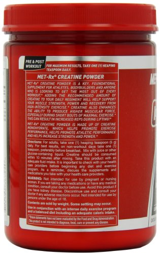 MET-Rx Creatine Powder, 400 gram