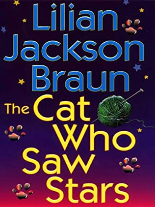 book cover of The Cat Who Saw Stars
