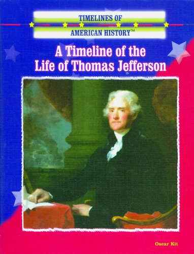 Jefferson Kit Thomas (A Timeline of the Life of Thomas Jefferson (Timelines of American)