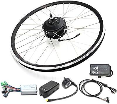 SPORTS Kit Bicicleta eléctrica de 36V 500W Kit Bicicleta eléctrica ...