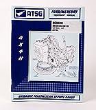 ATSG Repair Rebuild Technical Manual for Ford AX4N Transmission