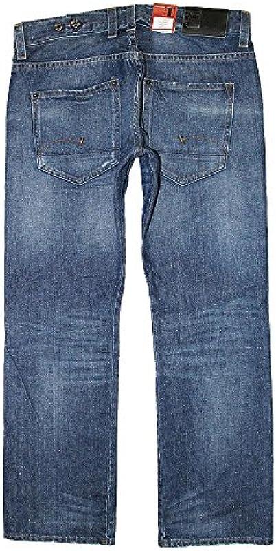 G-STAR RAW Radar Męskie Jeans 50911.3949.89 Otisco Denim Dark Aged Pants Made in Italy: Odzież