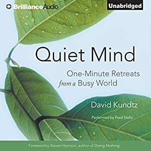 Quiet Mind Audiobook