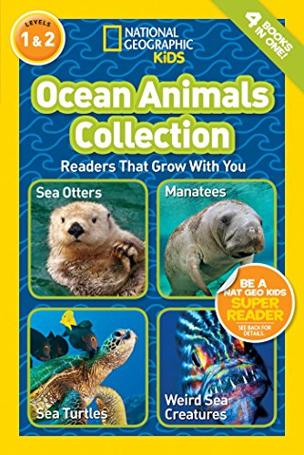 (National Geographic Readers: Ocean Animals)