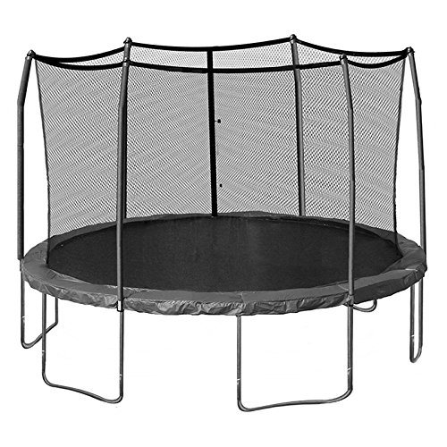 Skywalker Replacement Trampoline Net for 15 ft Round, 6 Pole - NET ONLY