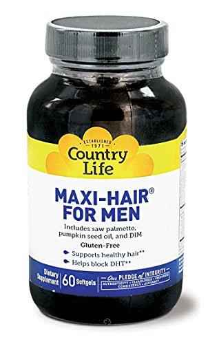 Maxi Hair For Men 60 TABS