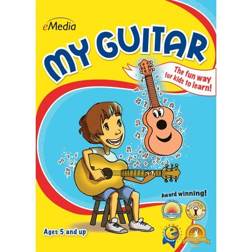 eMedia My Guitar v2 [PC Download] by eMedia