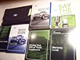 2012 Ford F150 F-150 Pickup Truck Owners Manual