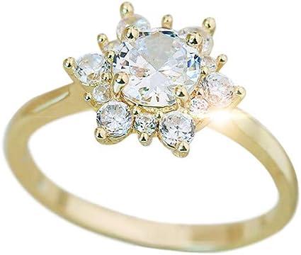 Amazon Com Snowflake Shape Diamond Mosaic Zircon Elegant Noble