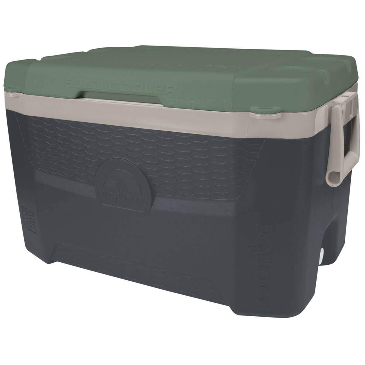 Igloo - Corporation 55 Quarts Ultratherm Sportsman Cooler, Huntergreen