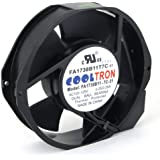115V AC Cooling Fan. 172mm x 150mm x 38mm HS