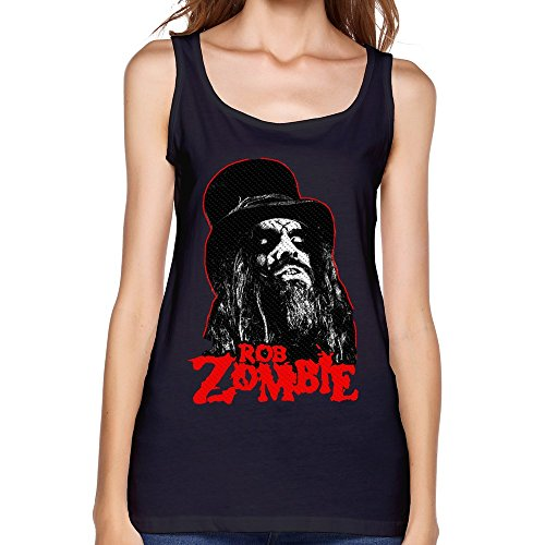 Women's Rob Zombie Logo Top]()