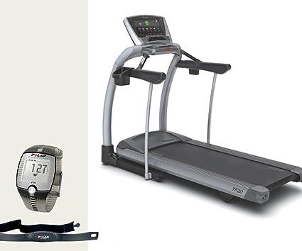 Vision fitness TF 20 Touch cinta de correr – FT1 Polar Pulsómetro ...
