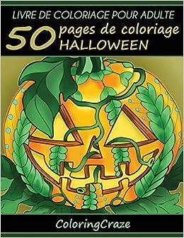 Livre De Coloriage Pour Adulte 50 Pages De Coloriage
