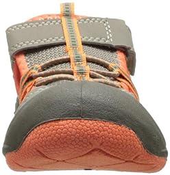 OshKosh B\'Gosh Motion Sandal (Toddler/Little Kid),Tan/Orange,10 M US Toddler