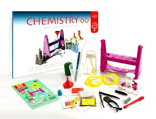 Edu-Toys  Chem 60 Chemistry Set