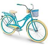 "Huffy 26"" Women's Holbrook Perfect Fit Frame Cruiser Bike"