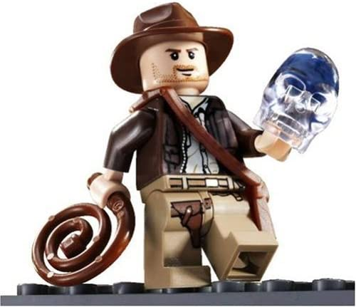 Temple of 7627 of LEGO Indiana Jones Crystal Skull (japan import)