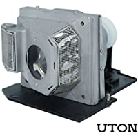 5100MP Replacement Bulb with Housing for DELL 5100MP Projector (Uton)
