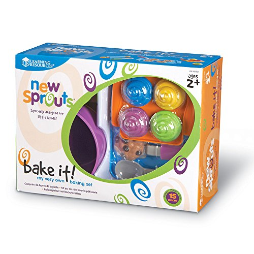 Learning Resources New Sprouts Bake It!, 15 Pieces by Learning Resources (Image #3)