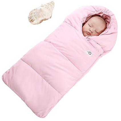 shinegown bebé saco de dormir Cocoon estilo ANTI-KICK algodón cálido saco de dormir 0