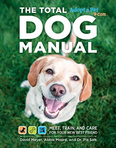 Total Dog Manual (Adopt-a-Pet.com): Meet, Train and