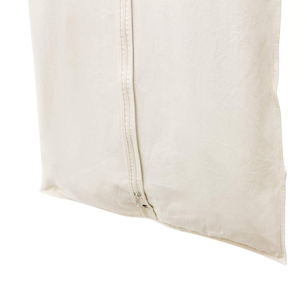 b22a24b57395 Amazon.com: Extra Wide Unbleached 100% Cotton Canvas Long Suit or ...