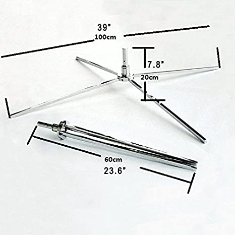 8ft Feather Banner - Style 3 Barbeque Double-Sided, Poles and Cross Base Included