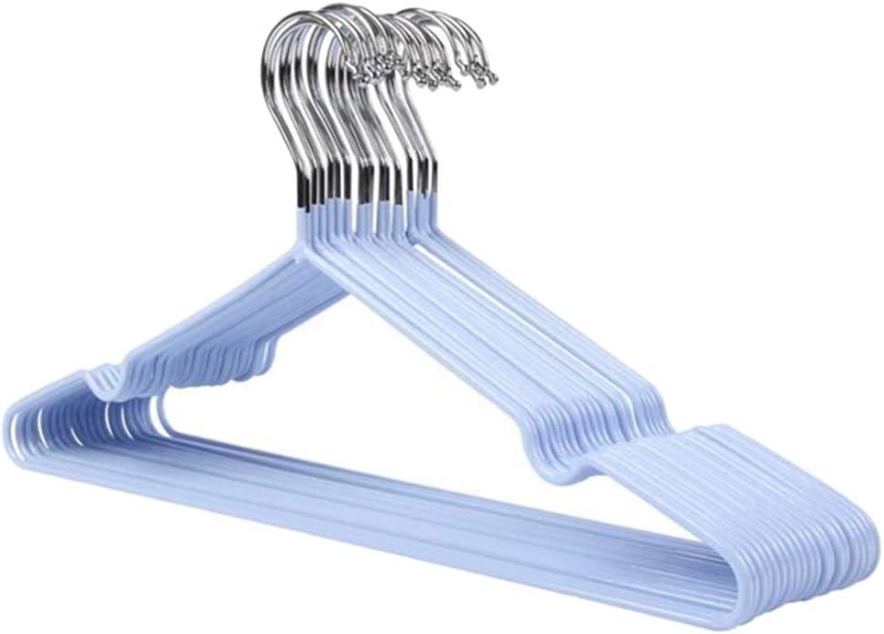 Los 40x20cm Lila LOVIVER Organizador De Barra Antideslizante De Acero Recubierto De PVC Percha para Colgar Rack Bar Organizador Adultos