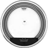 Remo Powersonic Clear Bass Drumhead, 20""