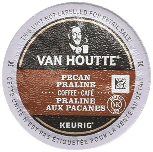 Van Houtte Pecan Praline Light Roast K-Cups, 24Count