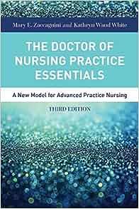 the doctor of nursing practice essentials 9781284079708