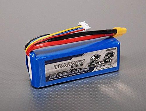 Turnigy 2200mAh 3S 25C Lipo Pack 25c Flight Pack