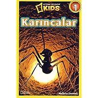 Karıncalar - Seviye 1: National Geographic Kid