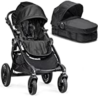 Baby Jogger - City Select Stroller with Bassinet - Black from Baby Jogger