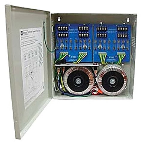 Power Supply 16 Fuse 24Vac @ 25A