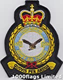 659Squadron AAC With Bomb Army Air Corps British Army Embroidered Patch