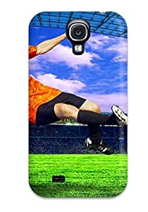 Barbara Anthony CTXSNOz2551TfRym Case For Galaxy S4 With Nice Soccer Appearance by icecream design